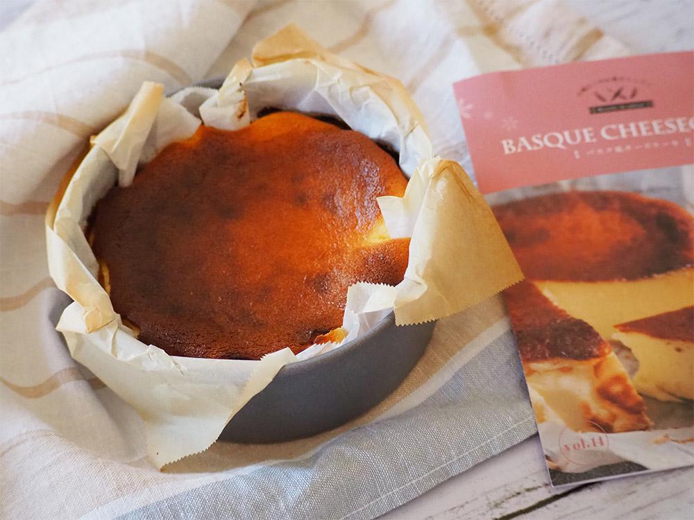 バスク チーズ ケーキ 人気 レシピ